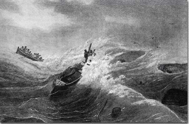 naufrage1836 dans Liens