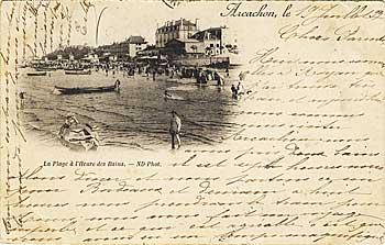 Une carte datée 1897