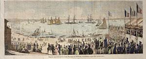 Régates de 1862