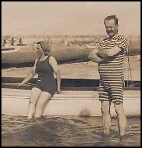 Mon ventre ma femme et mon bateau