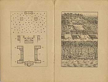 Plan du santaorium du Moulleau