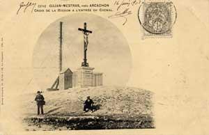 La croix de Gujan