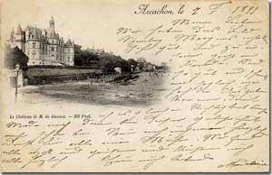 Le Chateau de M. de Gannes