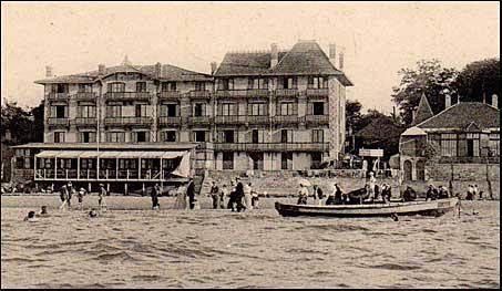 L'Hôtel de France, par Victor Faure