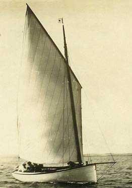 Un bateau de rêve