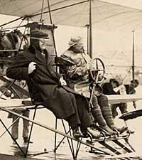 Un hydroaéroplane