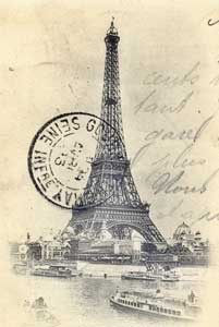 La Tour Eiffel - ND 1893