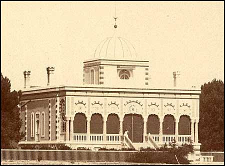 La Villa Algérienne en 1884