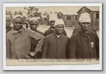 Les Sénégalais du camp de Courneau