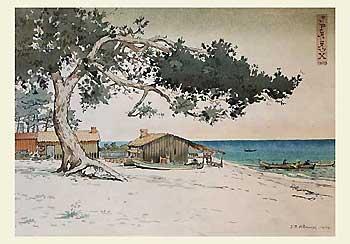 La plage du Moulleau
